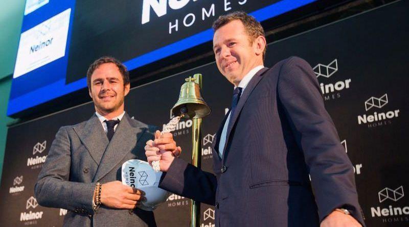 Neinor Homes sale a bolsa