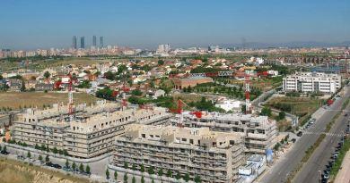 Valdebebas, ejemplo de tendencias en el inmobiliario en España