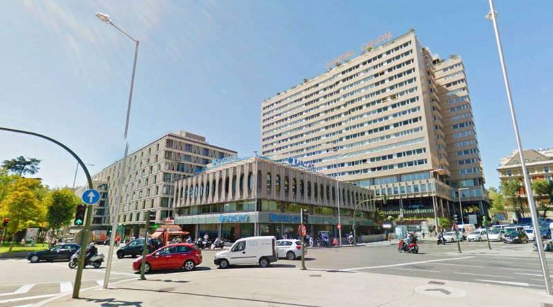 absorción de oficinas en Madrid