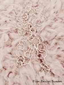 Silverhalsband handgjort