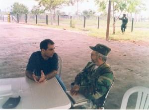 """Raúl Reyes me dijo: """"No nos interesa internacionalizar la guerra, sino la paz"""""""