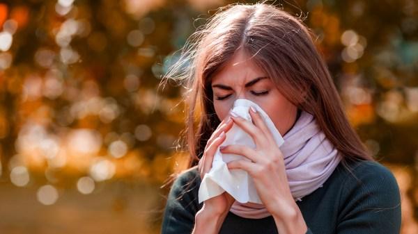 Personas alérgicas