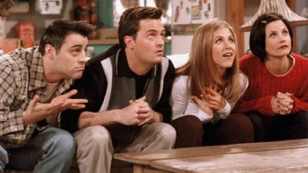 """El encuentro especial de los actores de """"Friends"""" por los premios Emmy 2020"""