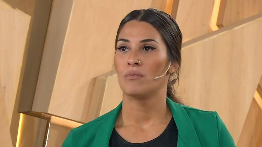 Empiecen A Soltar A La Gente Nadie Es De Nadie Ivana Nadal Hablo Del Escandalo Amoroso Con El Ex De Jota El Intransigente