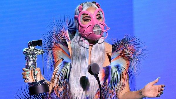 Lady Gaga VMAs 2020