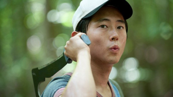 The Walking Dead Glenn
