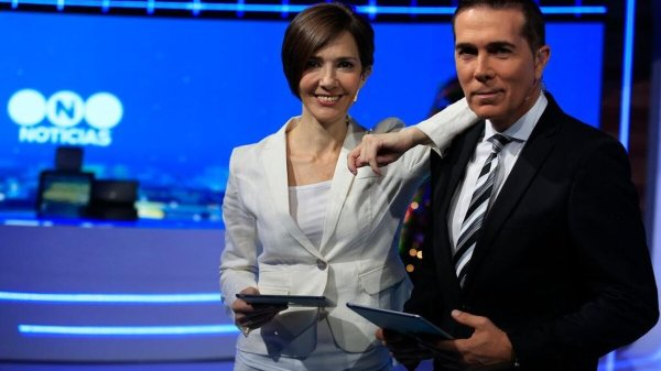 Cristina Pérez y Rodolfo Barili