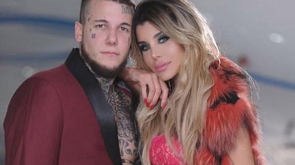Charlotte Caniggia y Alex Caniggia