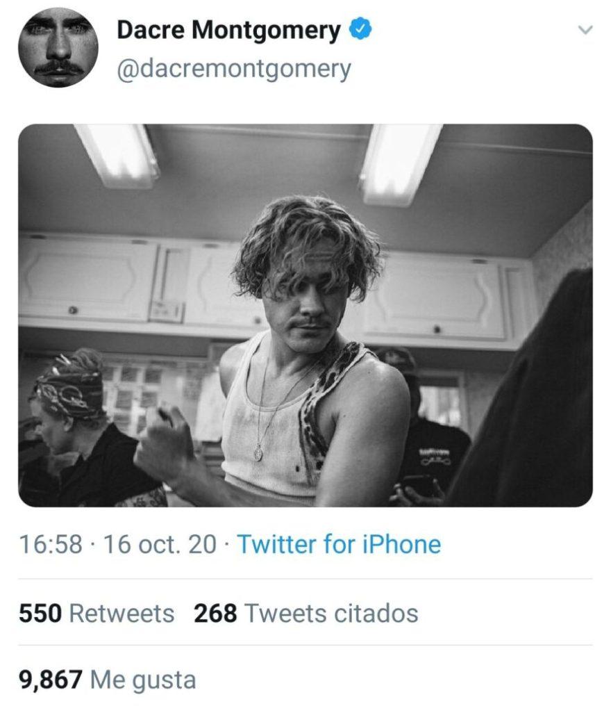 Stranger Things 4 Dacre Montgomery