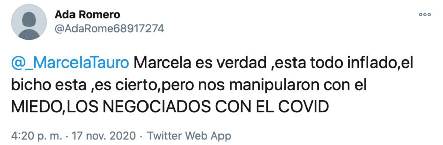 Marcela Tauro
