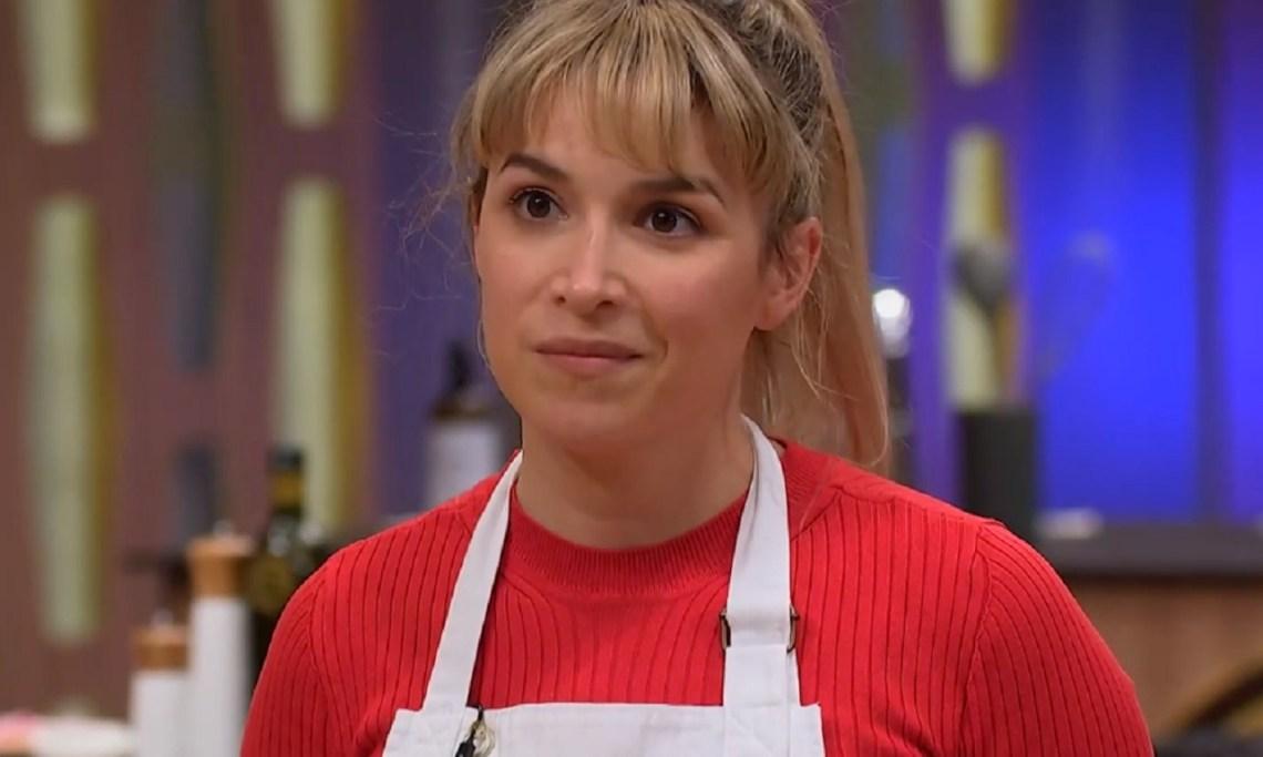 Se armó! Sofía Pachano no tuvo la mejor noche en MasterChef Celebrity ESPECTÁCULO El Intransigente