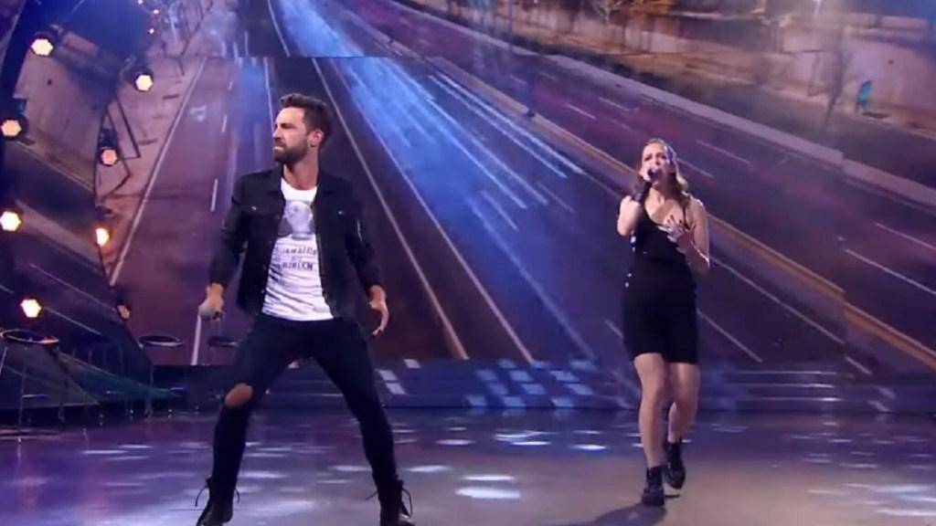 """Así fue el camino de Cachete Sierra e Inbal Comedi a la final del """"Cantando 2020"""" - El Intransigente"""