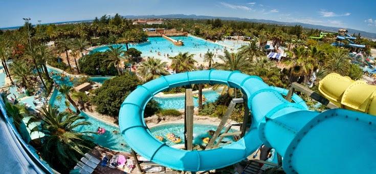Los mejores parques acuáticos cerca de Barcelona