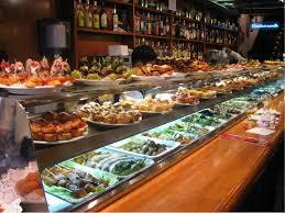 Bares de tapas economicos en Barcelona