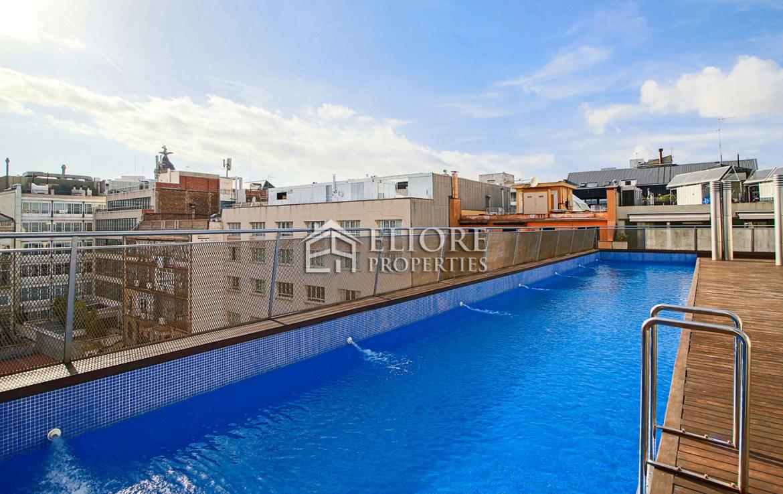 piscina eixample barcelona