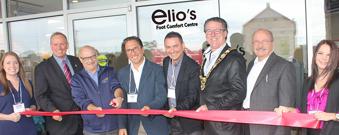 SMedia Reports Elios Grand Opening News Story