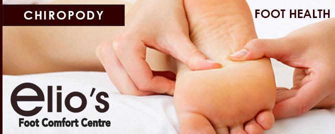 Chiropodists Treat Foot Disorders