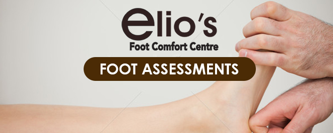 foot assessments elios