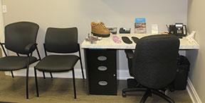 Foot care clinic   Elios Foot Comfort Centre   patient-room