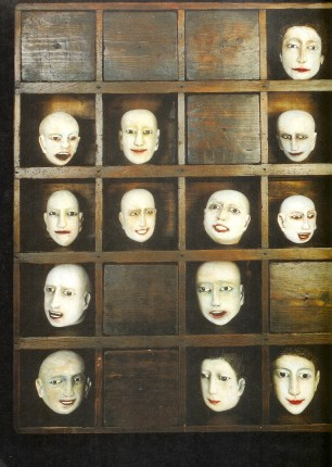 Box of Heads: Ana Maria Pacheco