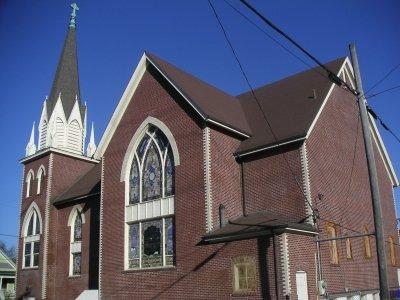 Morning Star Baptist Church - Jan 28 2007