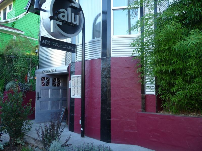 Alu Wine Bar on MLK