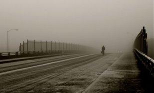 """""""Bicyclist"""" - N Flint"""