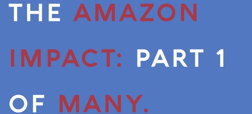 The Amazon Impact: Part 1 of Many