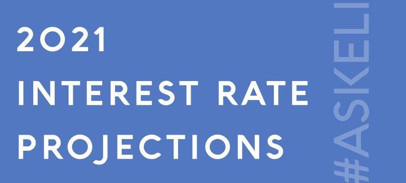 2021 Interest Rate Projections
