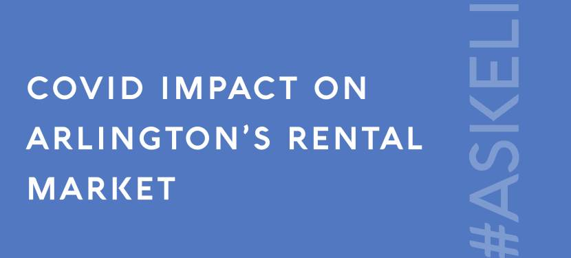COVID Impact on Arlington's Rental Market
