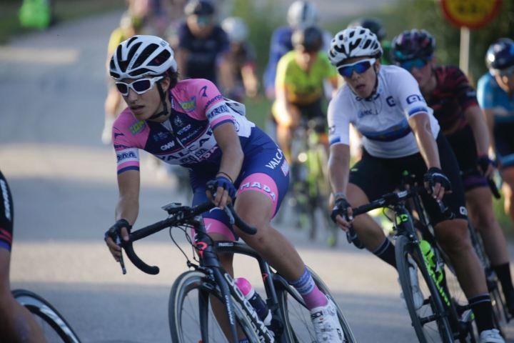 Super fast World Tour's race in Vårgårda