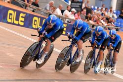 U23 team pursuit