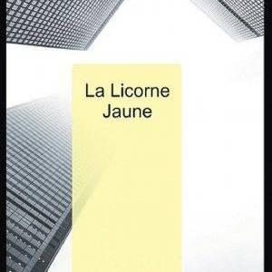 Licorne jaune