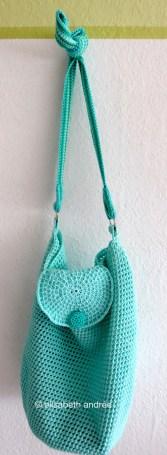 crochet bag front by elisabeth andrée
