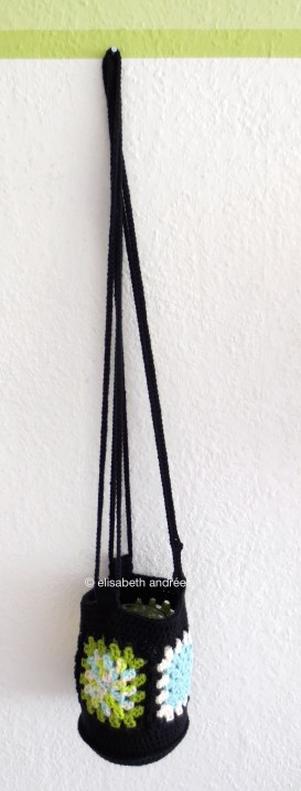crochet planthanger