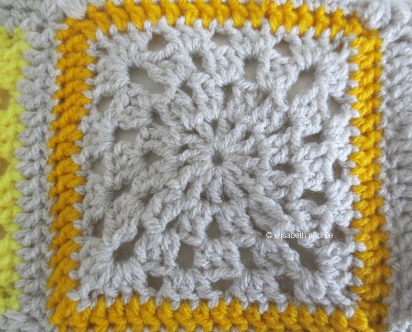 yellow and gray crochet block2