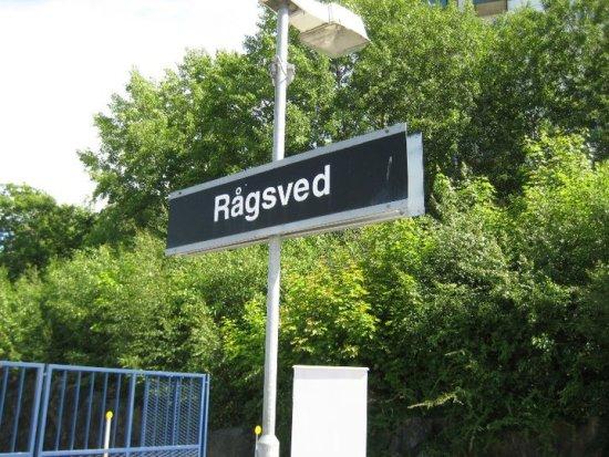 Enligt vittnen sprang de tre gärningsmännen mot tunnelbanan i Rågsved. Bild: tunnelbana.net