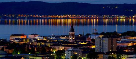 Tre fall av misshandel ägde rum inom loppet av bara några timmar i Jönköpings län natten till den 5 november. Bild: Fastighetsbyrån