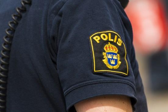 Svensk polis Copyright: Dreamstime.com