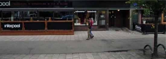Interpool på Södra Kungsgatan 20 i Gävle. Bild: hitta.se