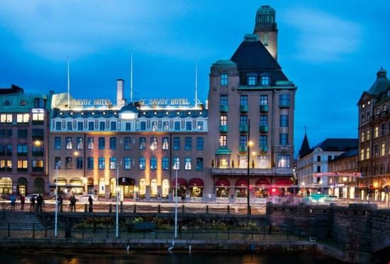 En man i 45-årsåldern sköts vid 18-tiden på kvällen mitt på öppen gata i ett bostadsområde i centrala Malmö. Bild: elite.hotels.se