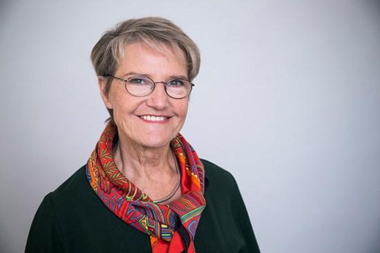 Kristina Persson Sparkad framtidsminister Foto: Regeringskansliet