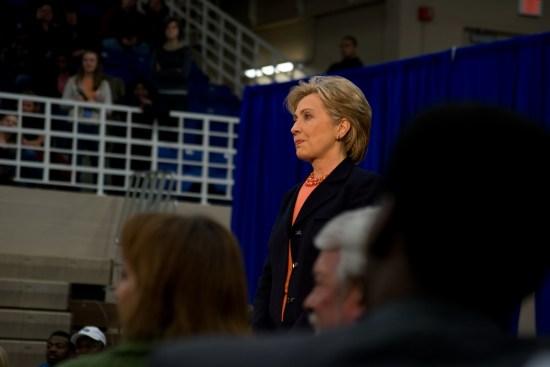 Hillary Clinton Copyrigt: Dave Newman/Dreamstime.com
