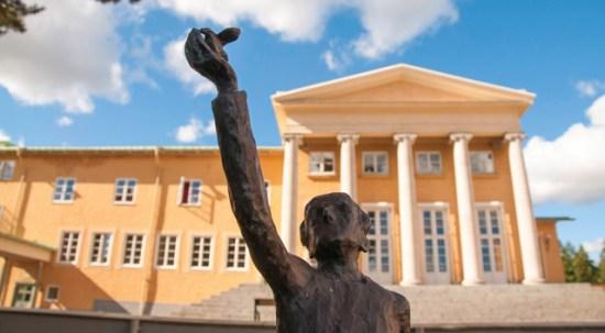 En elev utsattes för misshandel av andra elever vid Sigtunas internatskola. Foto: sshl.se (Sigtunaskolans Humanistiska Läroverk(