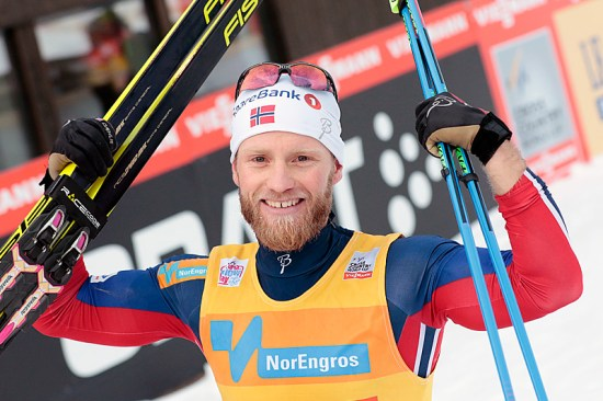 Martin Johnsrud Sundby Bild: langrenn.com