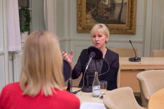 Margot Wallström copyright: Flickr.com/photos