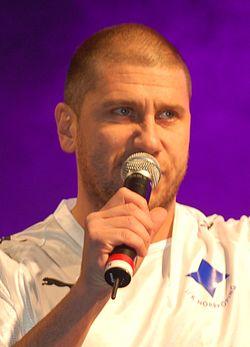 Markoolio uppträdde i Västervik Bild: wikipedia.org