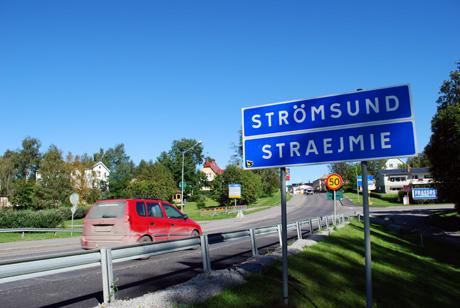 Mordförsök i Strömsund. Bild: stromsund.se