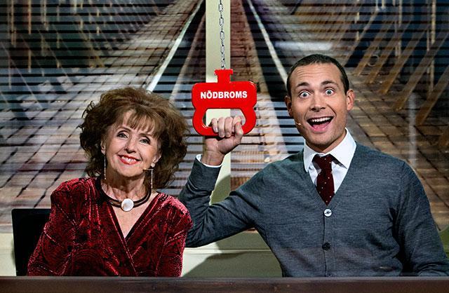 Rekordmanga tv tittare