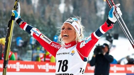 Therese Johaug Foto: Internationella Skidförbundet FIS